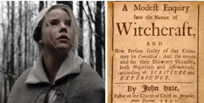 6) Ведьма (2016) Фильм повествует о темных временах охоты на ведьм. Его создатели провели настоящее историческое исследование, чтобы максимально приблизить фильм к реальности того времени. Это сделало картину еще более страшной и леденящей кровь.