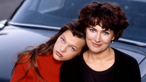 Звезды кино и их прекрасные мамы