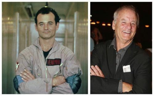 «Охотники за привидениями» 33 года спустя: как изменились актеры фильма