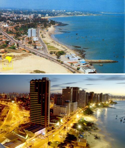 Города мира, которые изменились до неузнаваемости