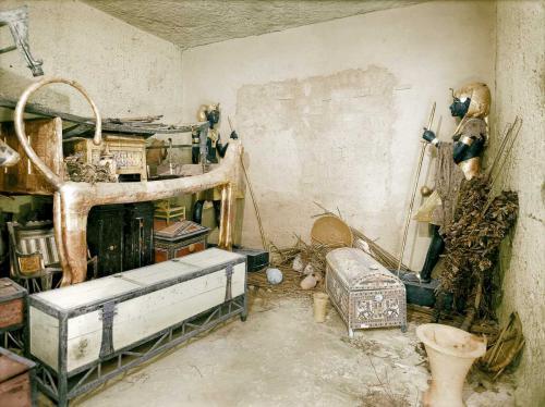 Открытие гробницы Тутанхамона: как это было