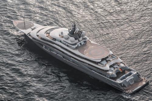 Самые большие яхты 2019 года