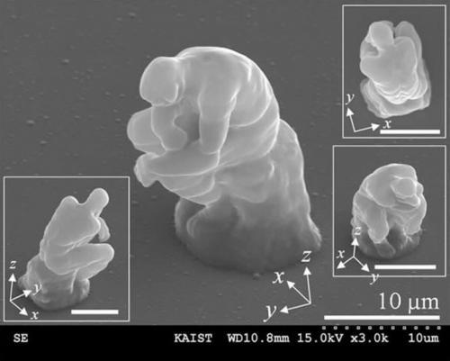 10 самых микроскопических вещей из всех когда-либо созданных