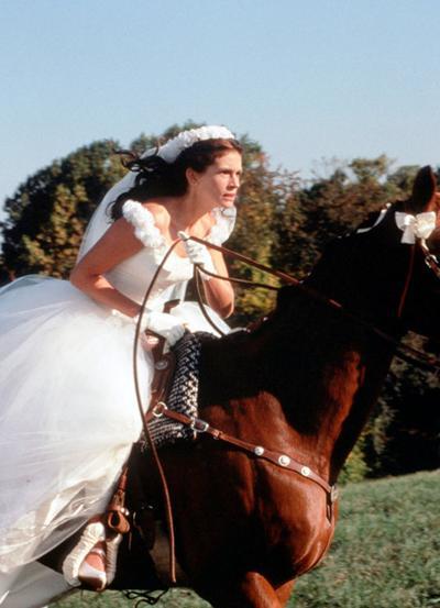 Лучшие свадебные платья  в кино