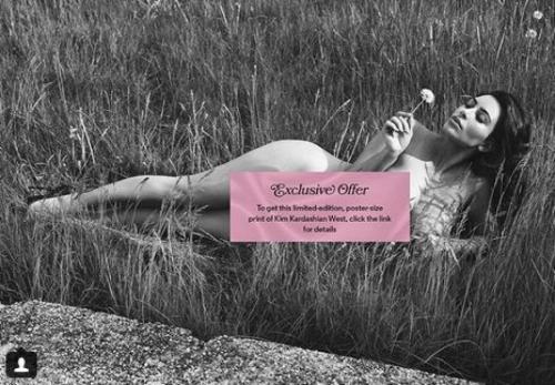 Самые откровенные фото звезды Инстаграма Ким Кардашьян