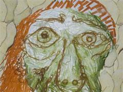 Китайская художница сделала Мону Лизу и Мерилин Монро съедобными