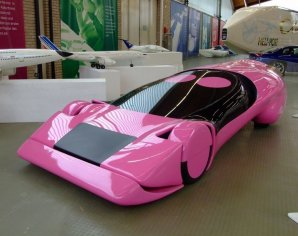 Невероятные автомобили от известного дизайнера авто