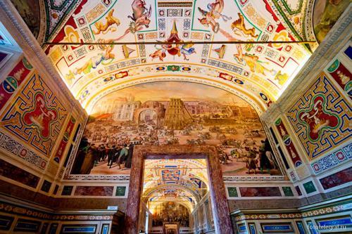 Прогулка по Ватикану