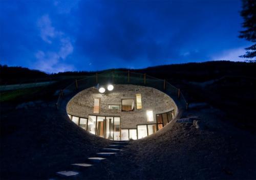 Восхитительные экологичные жилища