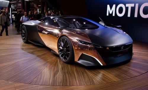 Автомобили, созданные в одном экземпляре