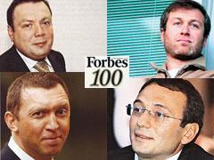 Долларовых миллиардеров в России стало в два раза больше
