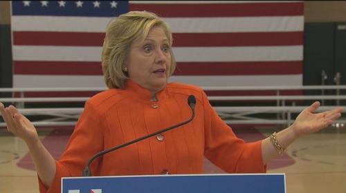 10 неприятных фактов о Хиллари Клинтон