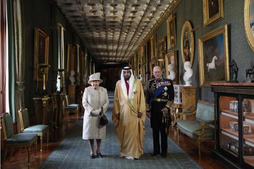 5 богатейших шейхов мира