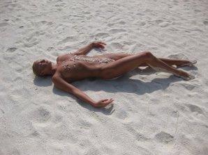 Волочкова выложила свои интимные фото в Интернет