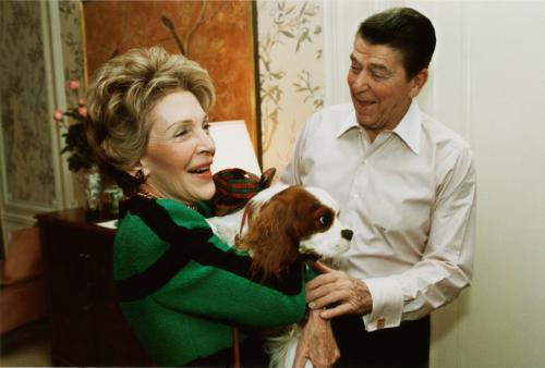 Домашние любимцы американских президентов