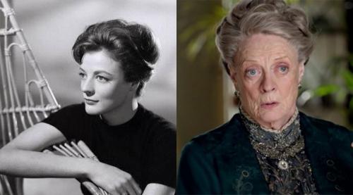 Маги Смит Най-много познава Маги Смит едновременно на възрастната героиня на известната филмова сага за момчето-магьосник, но тя някога е била холивудска референтна красота.