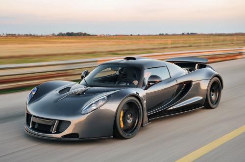 Самые быстрые серийные авто в мире