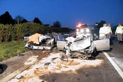 История, потрясшая Америку: жизнь после автокатастрофы
