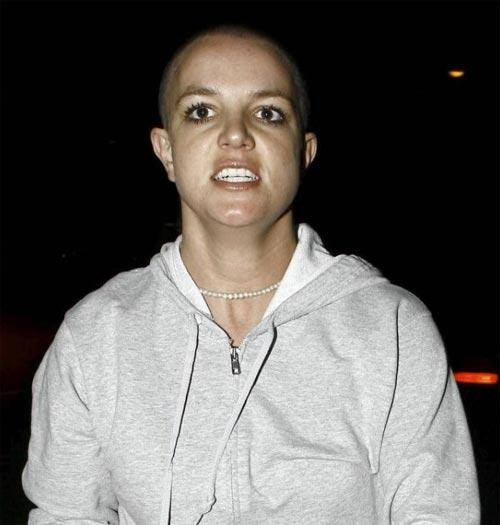 Бритни Спирс нашла козла отпущения