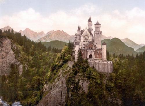 Сказочные места и их реальные прототипы