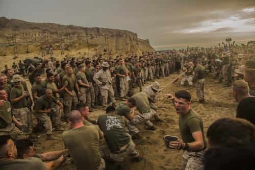 22 лучших кадра военной фотографии по мнению минобороны США