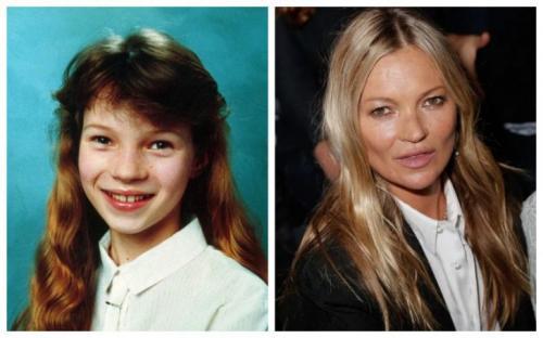 Как выглядели звездные красавицы в детстве