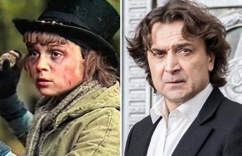 Российские актеры в своем первом фильме и сейчас