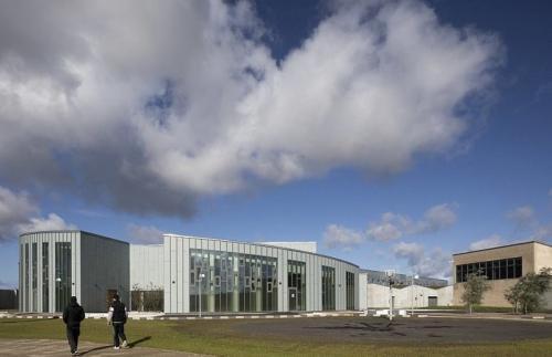 Эта новая датская тюрьма – настоящий санаторий