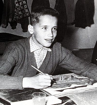 Карьера и личная жизнь Арнольда Шварценеггера в фотографиях