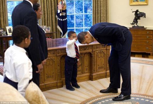 55 лучших фото Обамы от личного фотографа президента США