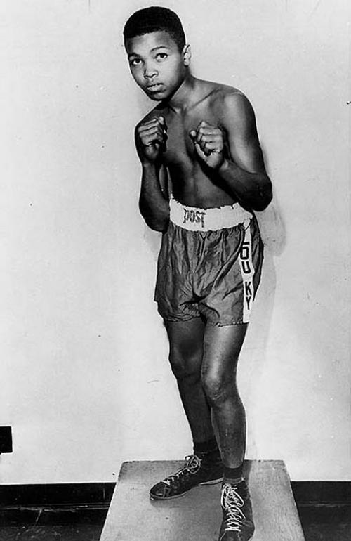 Памяти Мохаммеда Али – величайшего боксера в истории