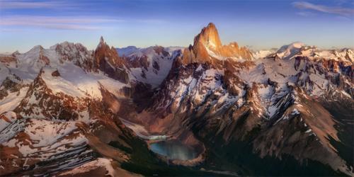 Вершины, от которых захватывает дух