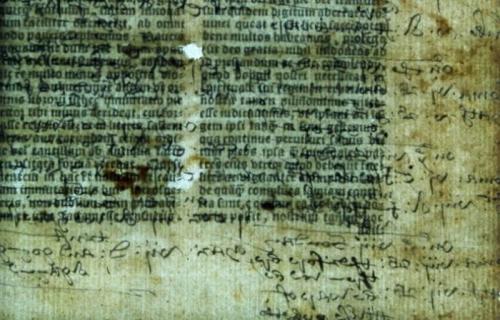 10 таинственных документов , которые не удавалось прочесть до недавнего времени