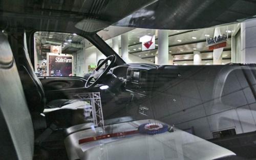 Мини-отель на колесах от компании Ford