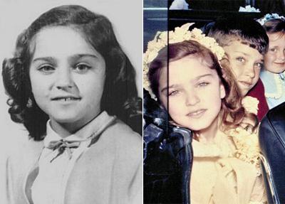Как менялась Мадонна на протяжении полувека