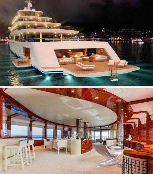 Самые роскошные яхты со всего мира