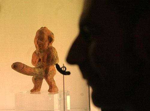 Выставка в Германии: 100 тысяч лет секса