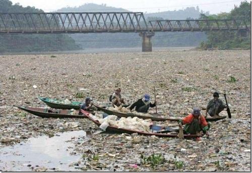 10 самых загрязненных рек мира