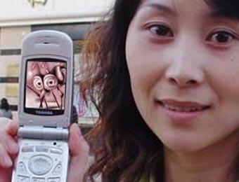 Сотовый телефон теперь будет отпугивать комаров