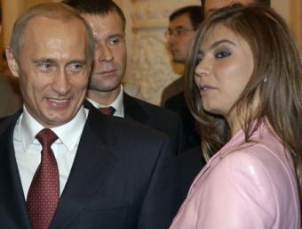 СМИ поженили Владимира Путина и Алину Кабаеву