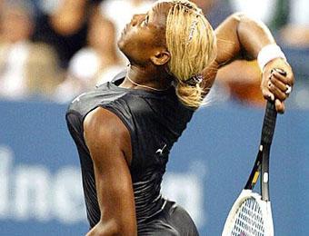 Серена Уильямс продемонстрировала свою накачанную фигуру (ФОТО)