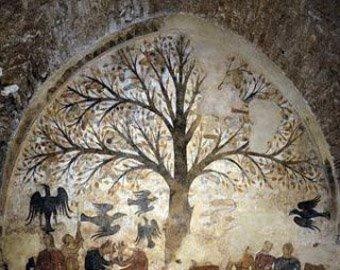 Реставраторы закрасили фаллосы на средневековой фреске