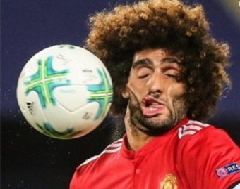 Гримаса игрока «Манчестер Юнайтед» породила волну мемов в сети