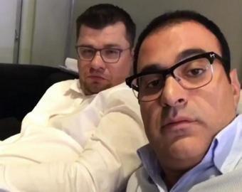 Мартиросян выложил архивное фото с Харламовым