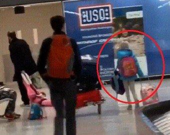 """Видео, на котором отец тащит дочь """"как щенка за шкирку"""", стало вирусным"""