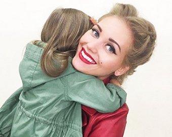 Кристина Асмус обнародовала видео, как ее 5-летняя дочь танцует тверк