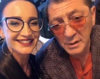Бузова обнародовала видео с пьяным Григорием Лепсом