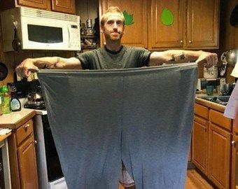 Американец рассказал, как ему удалось похудеть на 160 кг