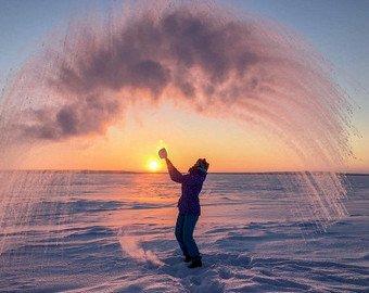Сибиряки запустили необычный флешмоб #дубакчеллендж
