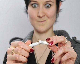 В парламент внесли законопроект о запрете продаж сигарет лицам младше 100 лет